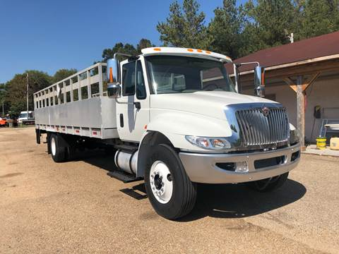2009 International DuraStar 4300 for sale at Monroe Auto's, LLC in Parsons TN