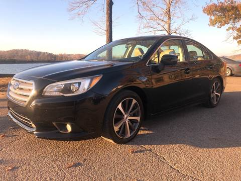 2015 Subaru Legacy for sale at Monroe Auto's, LLC in Parsons TN