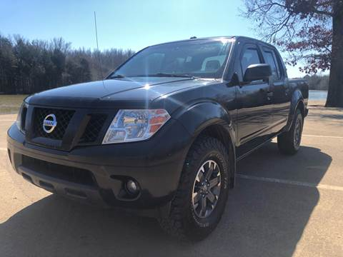 2016 Nissan Frontier for sale at Monroe Auto's, LLC in Parsons TN