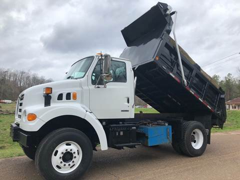 2003 Sterling L7500 Series for sale at Monroe Auto's, LLC in Parsons TN