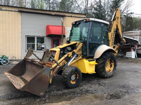 2000 New Holland 555E for sale at Monroe Auto's, LLC in Parsons TN
