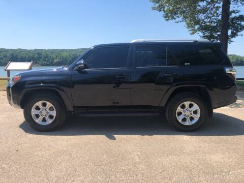 2017 Toyota 4Runner for sale at Monroe Auto's, LLC in Parsons TN