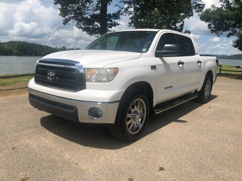 2012 Toyota Tundra for sale at Monroe Auto's, LLC in Parsons TN