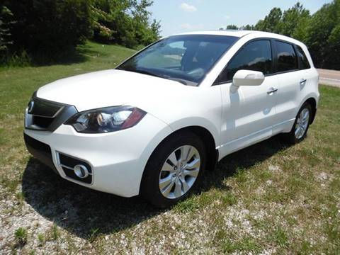 2012 Acura RDX for sale in Parsons, TN