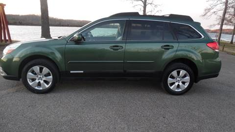 2012 Subaru Outback for sale in Parsons, TN