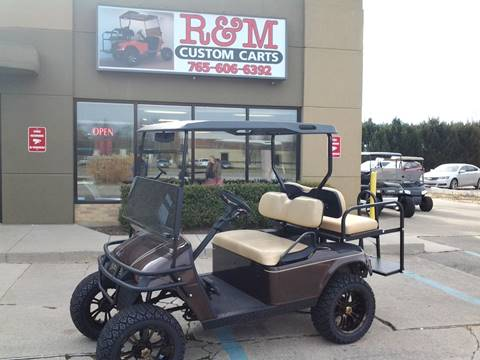 2012 E-Z-GO TXT for sale in Muncie, IN