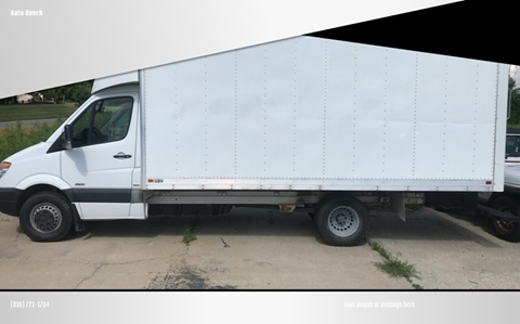 2013 Mercedes-Benz Sprinter Cab Chassis for sale in Blue Springs, MO