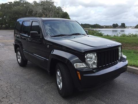 2012 Jeep Liberty for sale in Orlando, FL