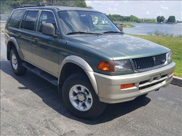 1998 Mitsubishi Montero Sport for sale in Orlando, FL