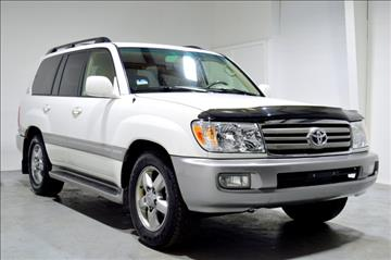 2006 Toyota Land Cruiser for sale in Tampa, FL