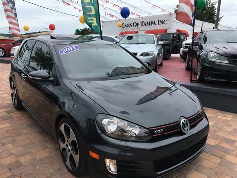 2011 Volkswagen GTI for sale in Tampa, FL