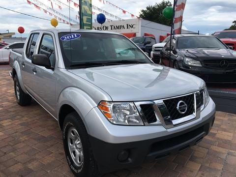 2011 Nissan Frontier for sale in Tampa, FL