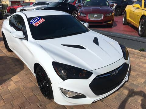 2014 Hyundai Genesis Coupe for sale in Tampa, FL