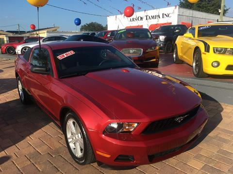 2010 Ford Mustang for sale in Tampa, FL