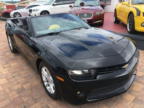 2015 Chevrolet Camaro for sale in Tampa, FL