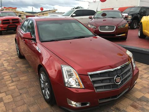 2008 Cadillac CTS for sale in Tampa, FL