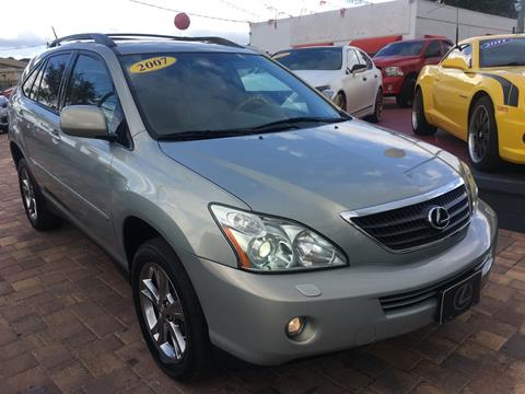 2007 Lexus RX 400h for sale in Tampa, FL