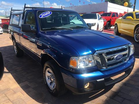 2010 Ford Ranger for sale in Tampa, FL