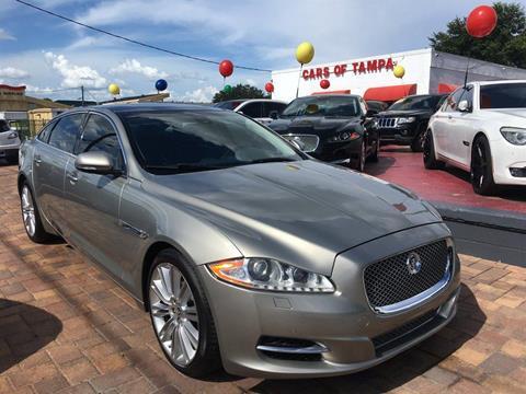2011 Jaguar XJL For Sale In Tampa, FL