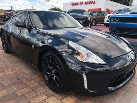Nissan 350z 2015 >> 2015 Nissan 370z For Sale In Tampa Fl