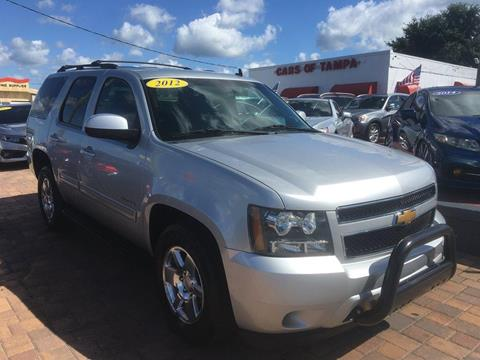 2012 Chevrolet Tahoe for sale in Tampa, FL