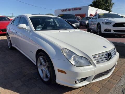 Mercedes Benz Of Tampa >> 2008 Mercedes Benz Cls For Sale In Tampa Fl