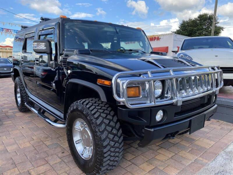 2006 HUMMER H2 for sale at Cars of Tampa in Tampa FL