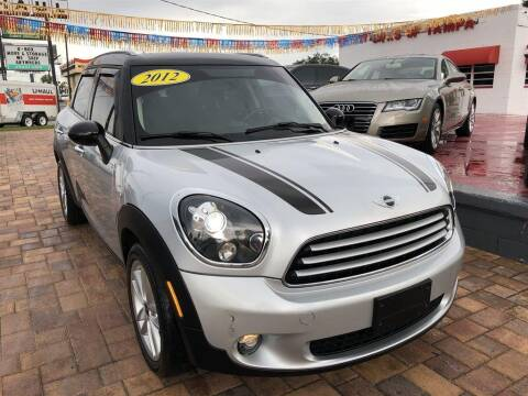 2012 MINI Cooper Countryman for sale at Cars of Tampa in Tampa FL