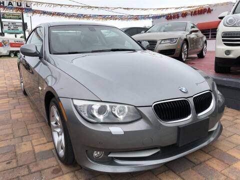 2013 BMW 3 Series for sale at Cars of Tampa in Tampa FL