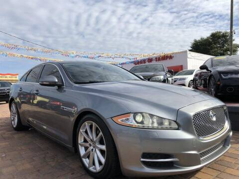 2012 Jaguar XJ for sale at Cars of Tampa in Tampa FL