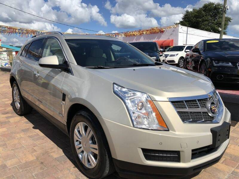 2011 Cadillac SRX for sale at Cars of Tampa in Tampa FL