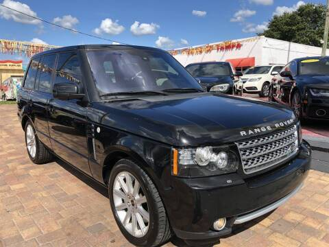 2012 Land Rover Range Rover for sale at Cars of Tampa in Tampa FL