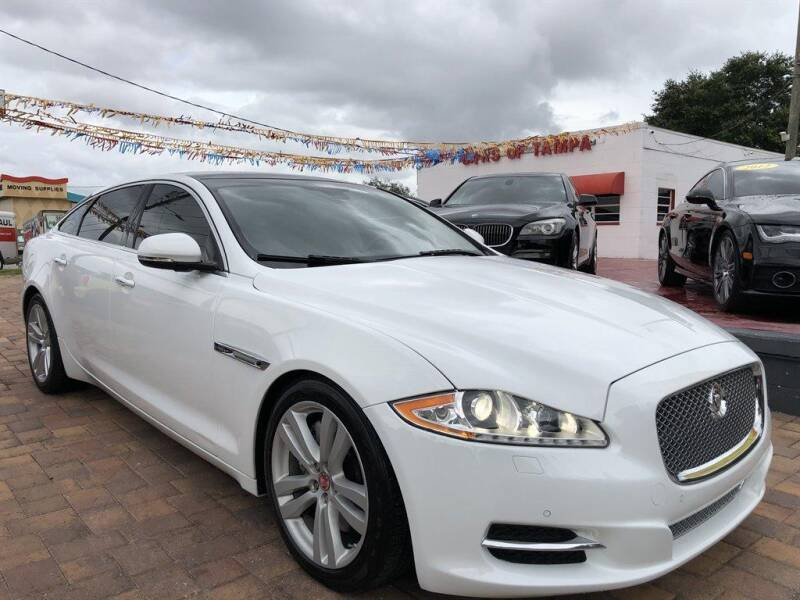 2014 Jaguar XJL for sale at Cars of Tampa in Tampa FL