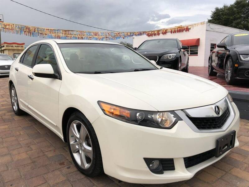 2009 Acura TSX for sale at Cars of Tampa in Tampa FL