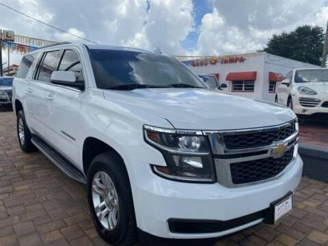 2015 Chevrolet Suburban for sale at Cars of Tampa in Tampa FL