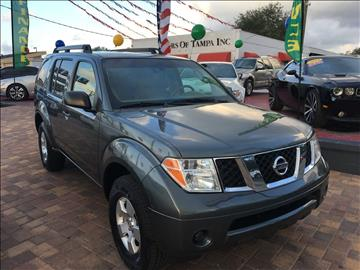 2007 Nissan Pathfinder for sale in Tampa, FL