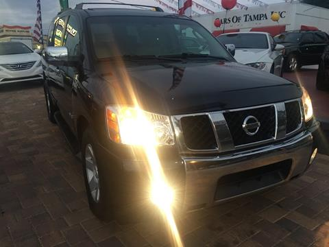 2006 Nissan Armada for sale in Tampa, FL