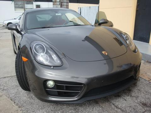 2014 Porsche Cayman for sale in Maitland, FL