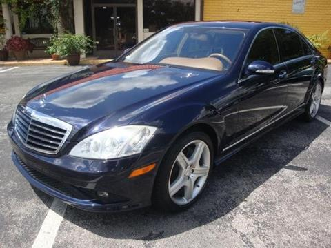 2007 Mercedes-Benz S-Class for sale in Maitland FL