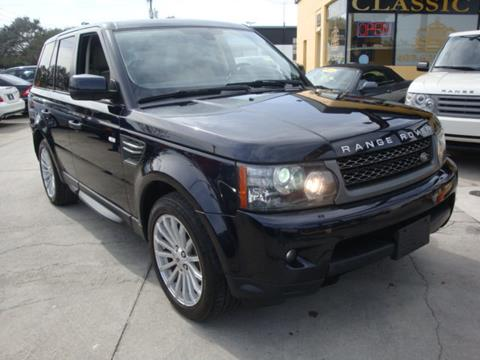 2010 Land Rover Range Rover Sport for sale in Maitland, FL