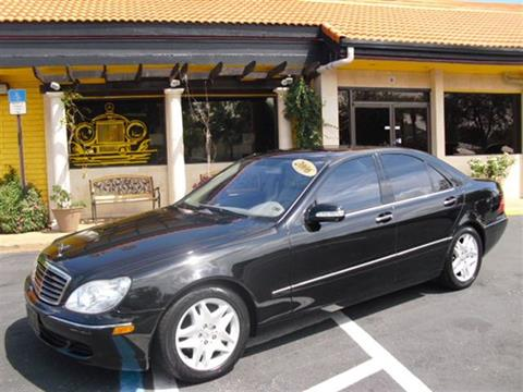2006 Mercedes-Benz S-Class for sale in Maitland FL