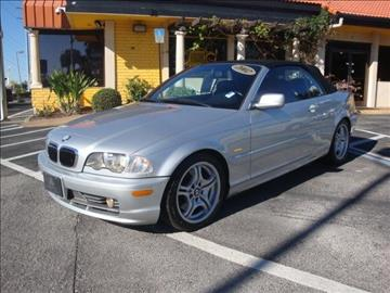2002 BMW 3 Series for sale in Maitland, FL
