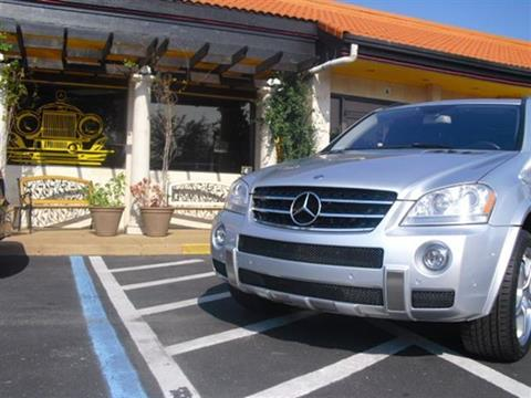 2007 Mercedes-Benz M-Class for sale in Maitland FL