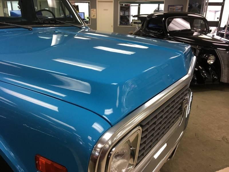 1972 Chevrolet C/K 20 Series Deluxe - Marysville WA