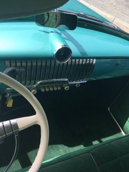 1952 Chevrolet Deluxe hardtop coupe deluxe - Marysville WA