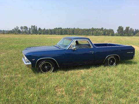 1966 Chevrolet El Camino for sale at Classic Car Addiction in Marysville WA