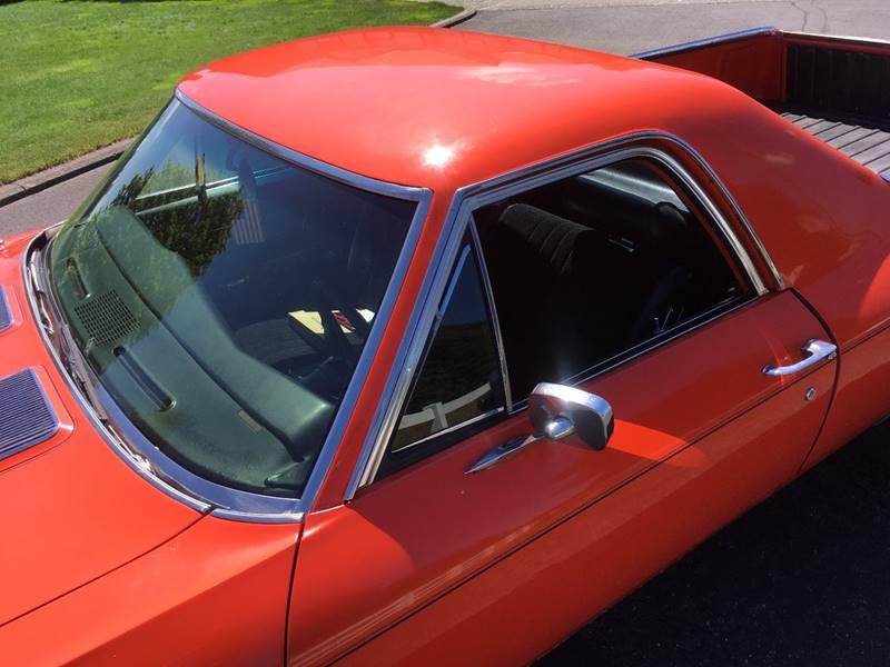 1969 Chevrolet El Camino Super Sport deluxe custom - Marysville WA