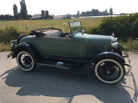 1928 Ford Model A for sale in Marysville, WA