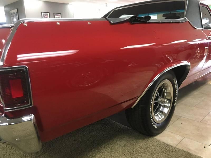 1970 Chevrolet El Camino Malibu - Marysville WA
