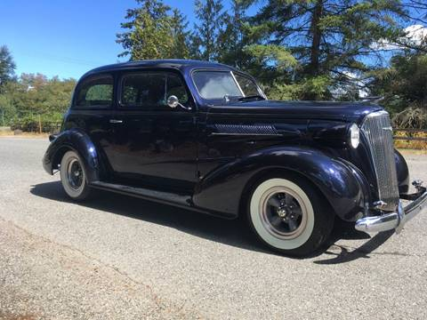 1937 Chevrolet Street Rod for sale in Marysville, WA